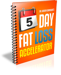 5 Day Fat Loss Plan